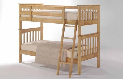 shaker bunk bed 2