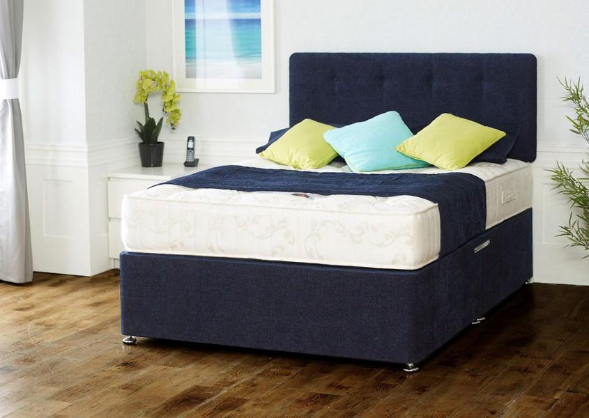 Java divan bed