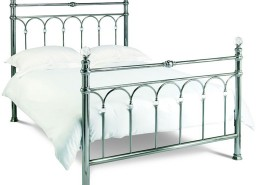 krystal bed frame