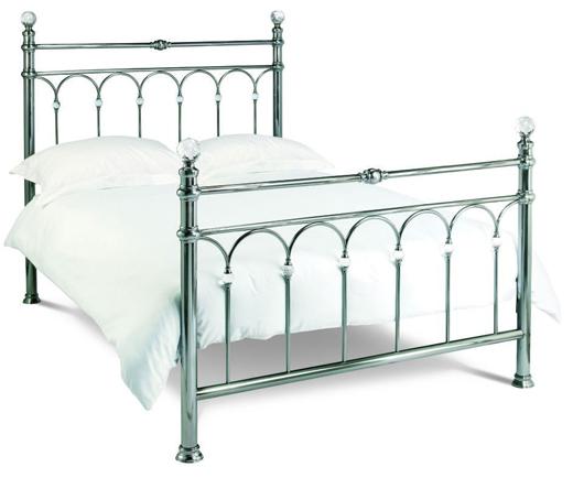 krystal bed frame
