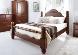 Lottie bed frame