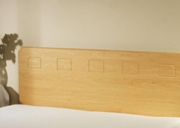 Miami Beech Headboard
