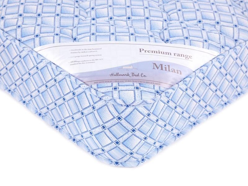 milan contract mattress