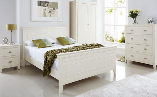 romeo bed frame