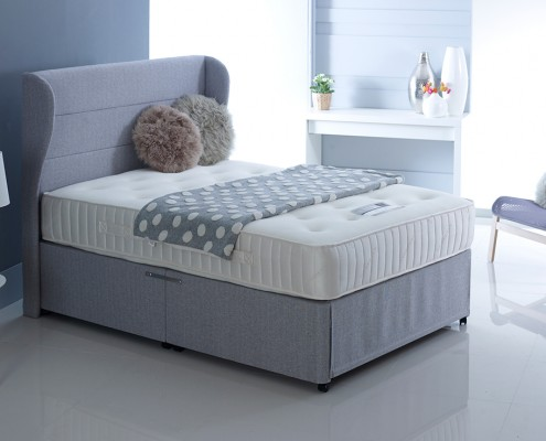 mercury divan bed