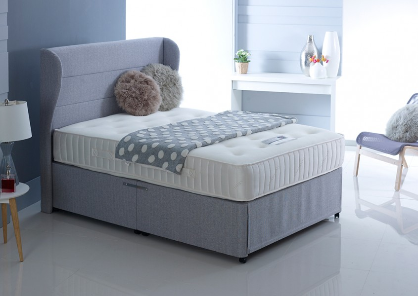 mercury divan bed